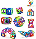 Toys Bhoomi Magnetic Building Blocks Construction Learning Educational Toy Set For Toddlers/Kids - Multi Color
