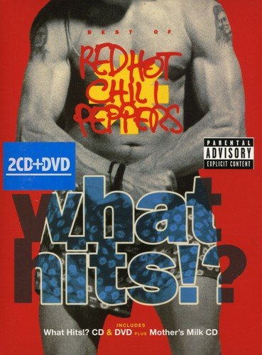 DVD : RED HOT CHILI PEPPERS - Gift Pack Dvd Style (Asia - Import, Pal Region 0)