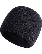 Mic Cover Foam Microphone Windscreen for Blue Yeti, Yeti Pro Condenser Microphone (Size A, 1 Pack)