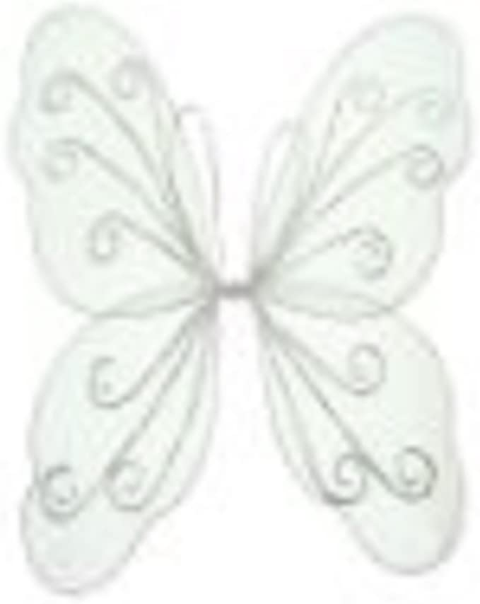 US Toy Angelic Butterfly Wings Costume