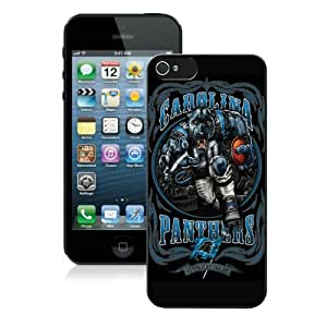 Iphone 5 Case Iphone 5s Cases NFL Carolina Panthers 02