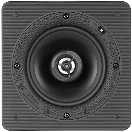 Definitive Technology UEXA/Di 5.5S Square In-wall/ceiling Speaker (Single) by Definitive Technology
