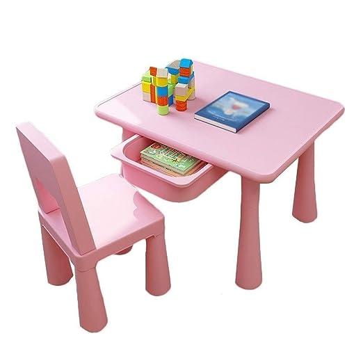 DX Mesa de Estudio de los niños Tabla heces niño mesas sillas ...