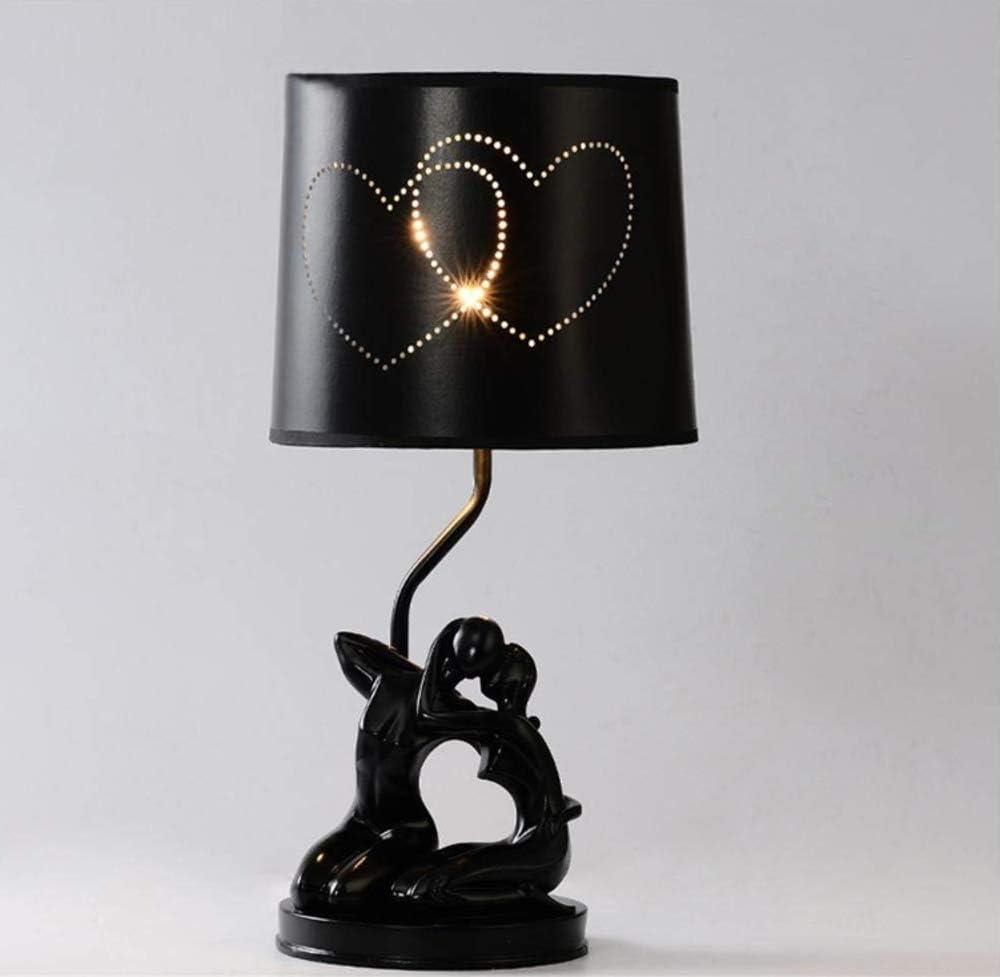 ejemplo de lampara de pareja besandose