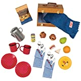 Our Generation Dolls Packed for A Picnic Set for Dolls, 18-Inch