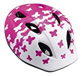 Met-Rx MET Super Buddy Girls Cycle Helmet - Pink, 52-57cm
