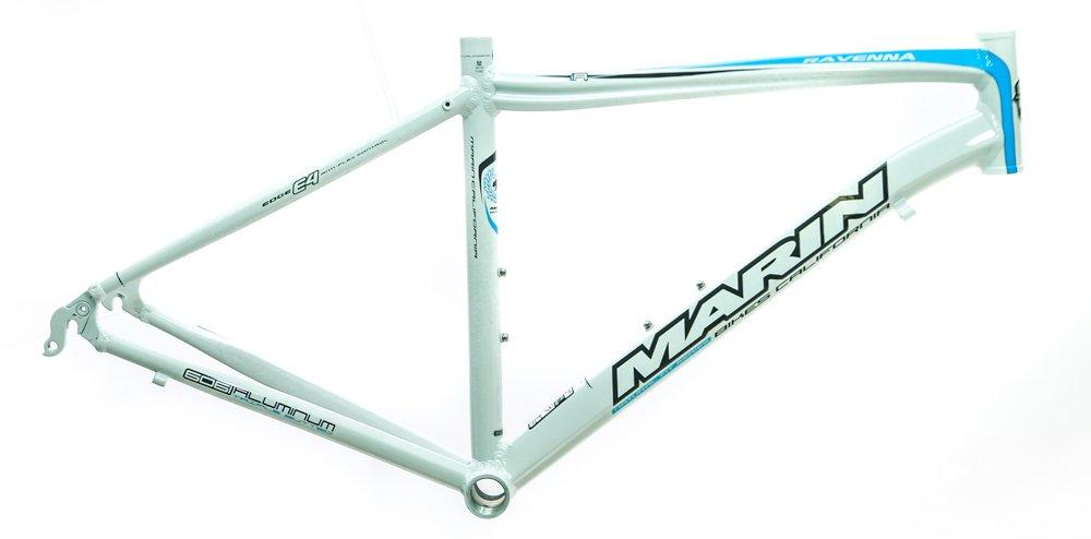 2013 Marin Ravenna 43.5cm 700c Women's Road Bike Alloy Frame White / Blue NEW