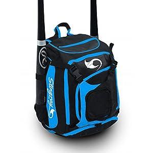 Baseball Bag by Stingray (Light Blue)