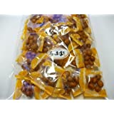 【送料込】サクッと美味しい!雀のたまご こだわりの豆菓子 210g おもてなしに便利な個包装タイプ