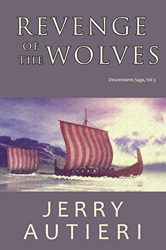 Revenge of the Wolves (Descendants Saga Book 3)