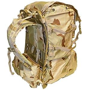 Amazon.com : MOLLE II Standard Pack, Desert Camo, Genuine U.S. ...
