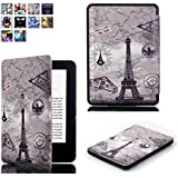 "ProElite Designer Smart Flip case cover for Amazon Kindle E Reader 6"" 8th Generation 2016 Launch ..."