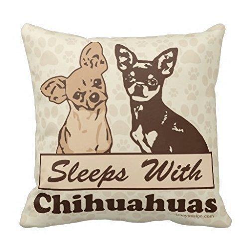 1RHshopstor Chihuahuas 1324 Christmas Sofa Bed Home Decor Pi