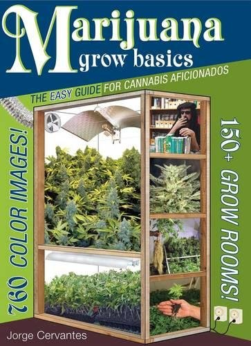 5167zHlbFAL Marijuana Grow Basics: The Easy Guide for Cannabis Aficionados