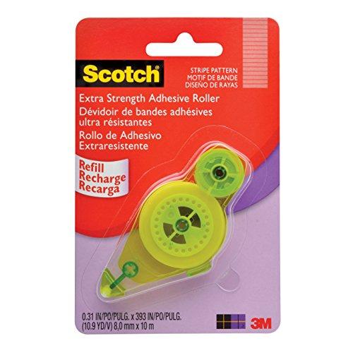 Scotch Tape Runner Refill Extra Strength .31