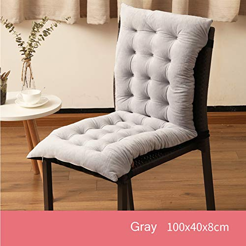 Thick Rocking Chair Cushion, Sun Lounger Cushion Patio Lounge Chair Pad,deckchair Recliner Replacement Seat Cushion for Outdoor-a 100x40x8cm(39x16x3inch) ()