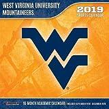 West Virginia Mountaineers 2019 Calendar