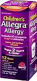 Allegra Children's Allergy Oral Suspension Berry Flavor 4 oz (Pack of 5)