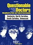 Questionable Doctors, Sidney Wolfe and Kathryn M. Franklin, 0937188808