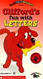 Clifford's Fun With Letters [VHS]