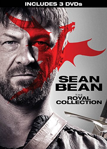 Sean Bean - The Royal Collection - 3 Dvd Collection