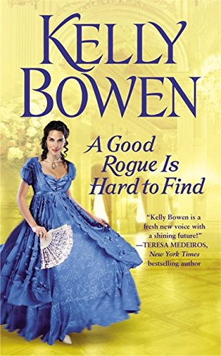 book cover of A Good Rogue is Hard to Find