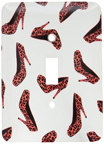 3d Rose 3dRose LLC lsp_57148_1 High Heel Shoes Print Red ...