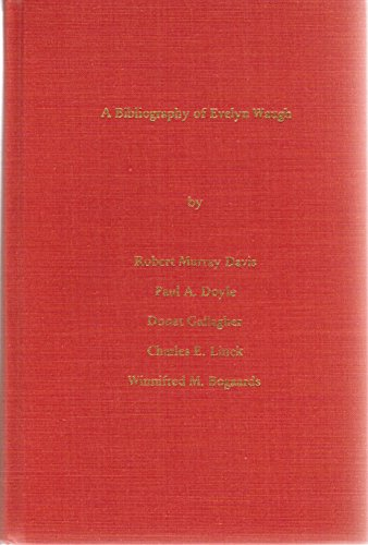 A Bibliography of Evelyn Waugh