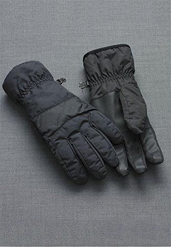 Kingsize Men's Big & Tall Casual Nylon Gloves, Black 4Xl by KingSize (Image #2)