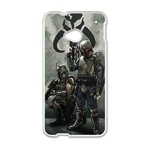 HTC One M7 Phone Case for Star Wars pattern design GQ06STWS40073