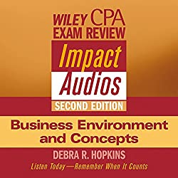 Wiley CPA Examination Review Impact Audios, Second Edition