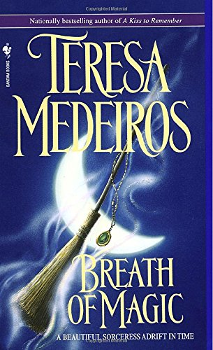 book cover of Breath of Magic