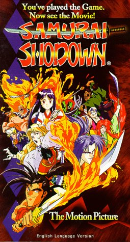 Samurai Showdown [USA] [VHS]: Amazon.es: Samurai Shodown ...