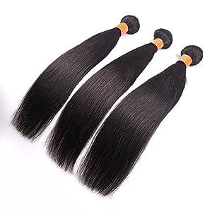 Aliexpress 8A Brazilian Virgin Hair Silky Straight 100g Deals Best Indian Remy Human Hair Weave Buy Cheap Peruvian Natural Black Hair Weft Factory One Piece 14INCH