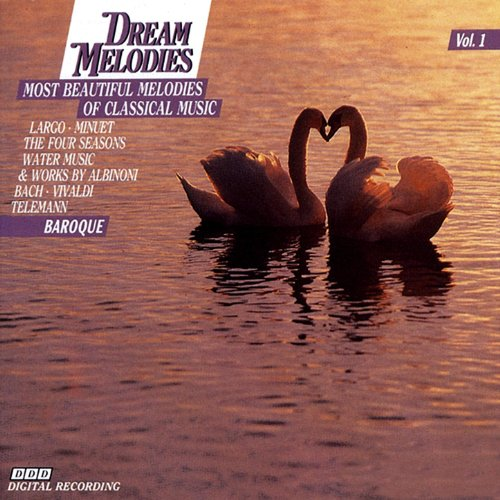 Dream Melodies Vol Various Artists