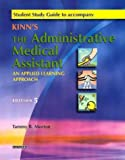 Administrative Medical Assistant : An Applied Learning Approach, Morton, Tammy B., 0721600522
