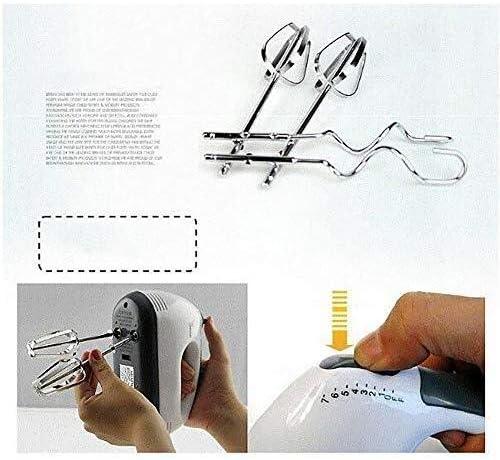 Compra SISM Batidora de Mano Modo de 5 velocidades, Hand-Held 300W ...