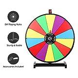 Tabletop Prize Wheel - 24