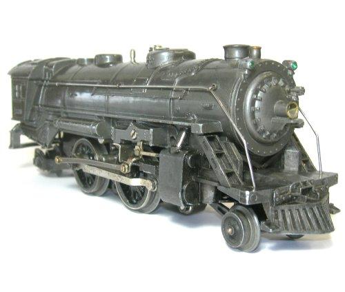 (Vintage Pre-war Lionel O Gauge Steam Engine Locomotive No. 229 with Gunmetal Finish)