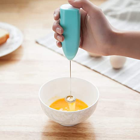 Amazon.com: Batidora eléctrica de mano para huevos, uso en ...