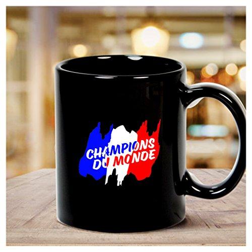 - France Soccer World Champions 2018 Mug