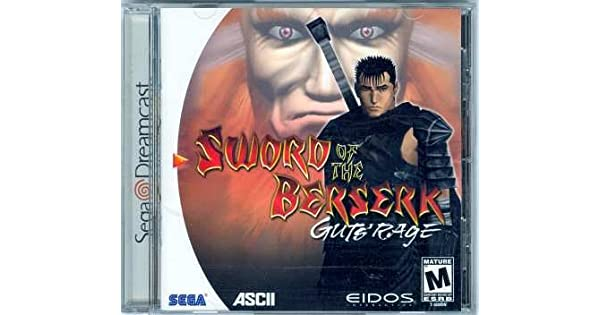 Amazon com: Sword of the Berserk: Guts' Rage: Sega Dreamcast