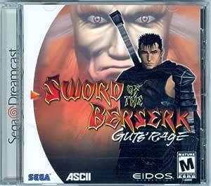 Sword of the Berserk: Guts' Rage: Sega Dreamcast [video game]