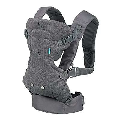 Infantino Flip Advanced 4-in-1 Convertible Carrier, Light Grey by Infantino that we recomend personally.