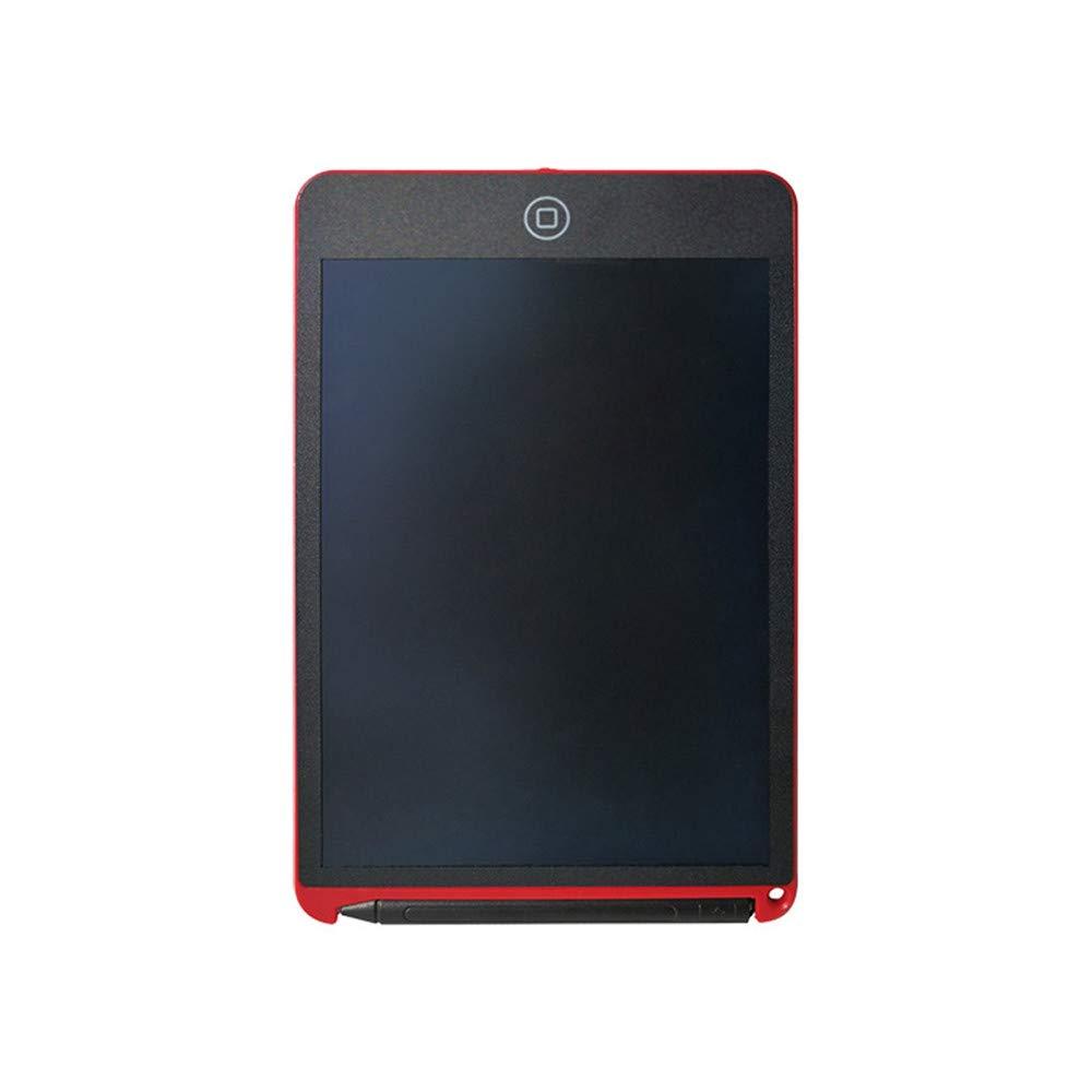 Chengzuoqing Compressa da 8,5 Pollici LCD con Lavagna a sfioramento Magnetica Lavagna Magnetica per Messaggio