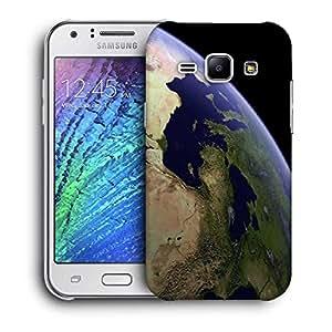 Diseñador Snoogg Teléfono protector de la cubierta del caso para Samsung Galaxy J1