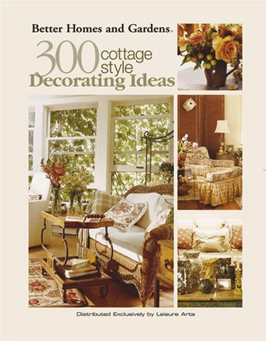 Leaflet 9 Designs (300 Cottage Style Decorating Ideas (Leaflet #3738))