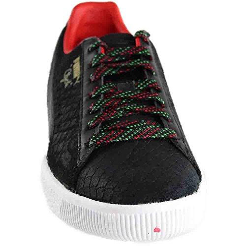 Puma Womens Clyde GCC Sneakers Black