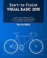 Start-to-Finish Visual Basic 2015 Front Cover