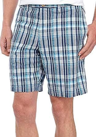 Tommy Bahama Milos Madras Seersucker Shorts at Amazon Men